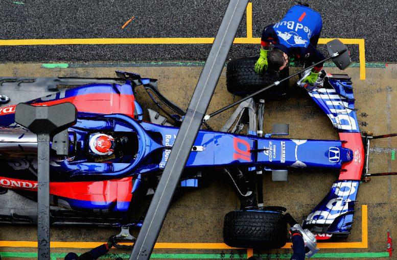 F1 | ホンダF1田辺氏、トロロッソとの初テストに満足「4日間トラブルなし。ポジティブな一歩を踏み出せた」