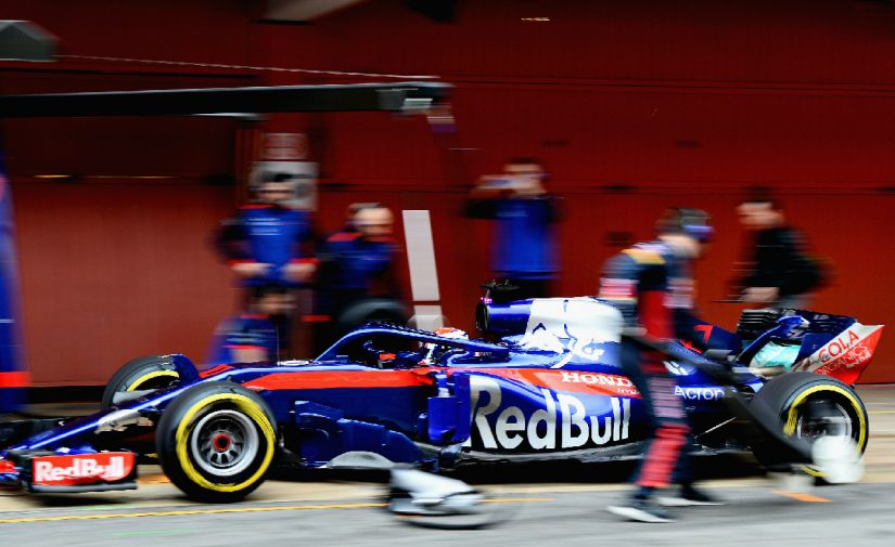F1 | 「ホンダF1は記録を作った」。トロロッソ首脳、最多147周走行を喜び、パワーユニットを称賛