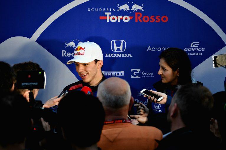 F1 | トロロッソのガスリー「ホンダF1エンジンの信頼性は素晴らしい」。レース距離の2倍以上をトラブルなく走る