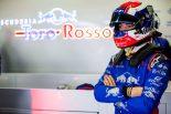 F1   トロロッソ・ホンダF1密着:4日間で最多の324周を達成。田辺氏、ドライバーのポテンシャルにも太鼓判