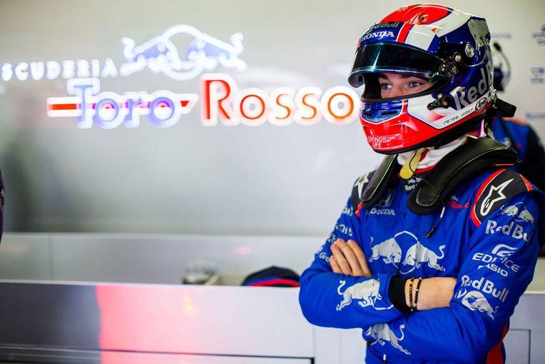 F1 | トロロッソ・ホンダF1密着:4日間で最多の324周を達成。田辺氏、ドライバーのポテンシャルにも太鼓判
