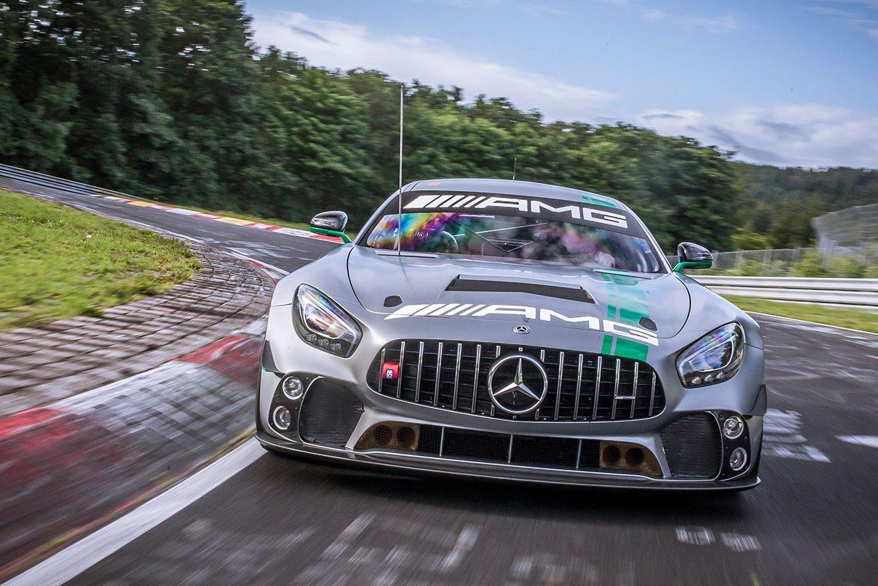 メルセデス、GT4カテゴリーの成功に自信。「AMG GT4への需要は拡大し続けている」
