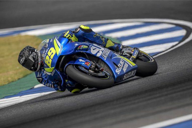 MotoGP   MotoGP:今季オフシーズンテスト初トップのイアンノーネ「まだ改善の余地はある」