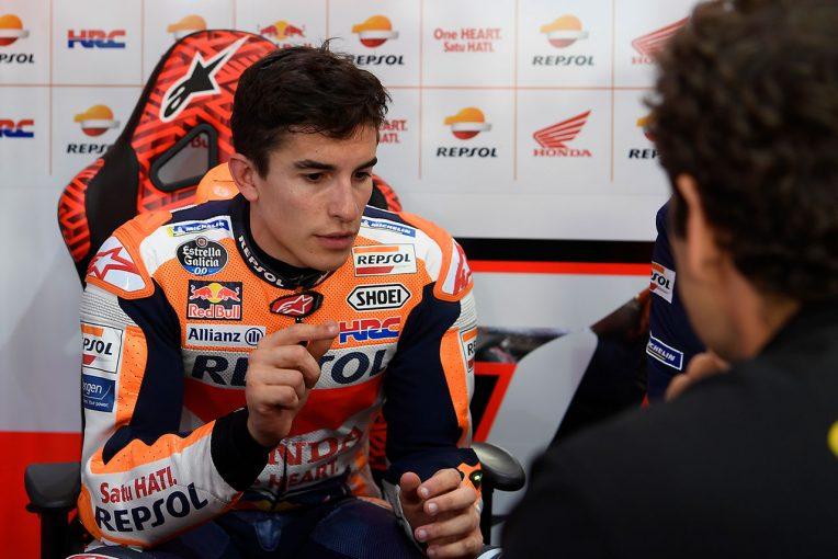 MotoGP | MotoGP:マルケス、テスト2日目に手ごたえ。ペース改善へ向け「セットアップの仕事を継続」