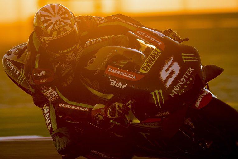MotoGP | MotoGP:ヤマハのザルコが初の総合首位でカタールテスト終了。中上はタイム更新ならず