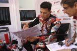MotoGP | MotoGP:カタールテスト3日目の序盤で転倒を喫した中上、計画を「大幅に変更することになってしまった」