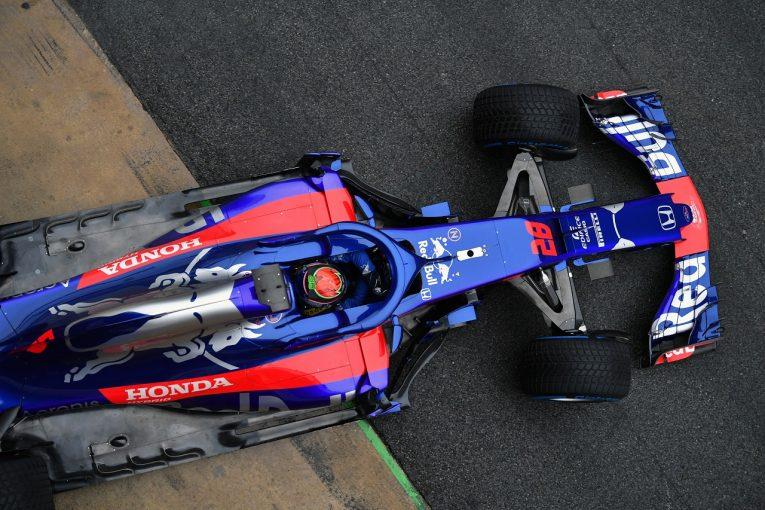 F1 | 「レッドブル・ホンダ誕生で不利になることはない」と現ワークスのトロロッソF1