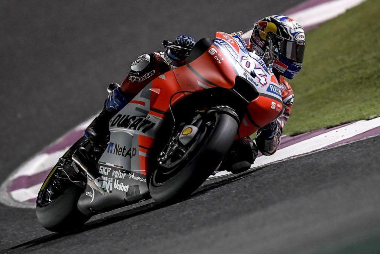 MotoGP | MotoGP:ドビジオーゾ、開幕戦に向け好感触。「2タイプのシャシーで速く走れる」