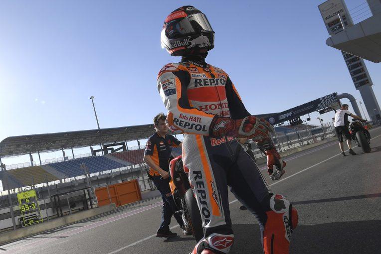 MotoGP   MotoGP:マルケス、カタールでもカーボンスイングアームをテスト。「速く走ることができた」と好印象