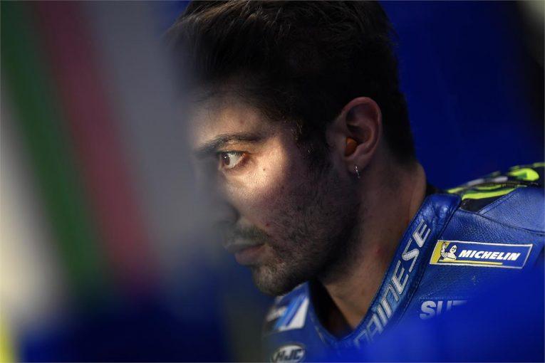 MotoGP | MotoGP:イアンノーネ、カタールテスト3日目は体調不良で「コースに出ることは不可能だった」