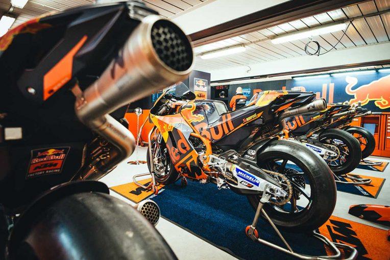 MotoGP | MotoGP:KTMとテック3が2019年からの新たなパートナーシップを締結