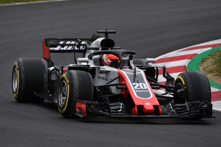 F1 | マグヌッセン、F1ベルギーGPのオールージュではハロが「視界を遮る」と問題視