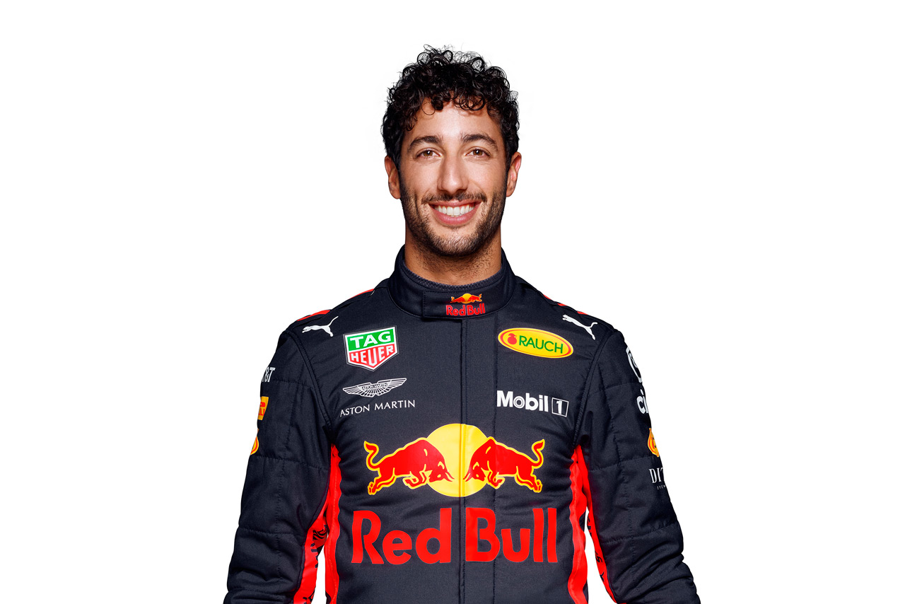 F1 | ダニエル・リカルド(Daniel Ricciardo) 2018年