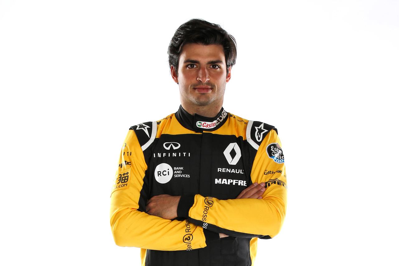 F1 | カルロス・サインツJr.(Carlos Sainz Jr.) 2018年