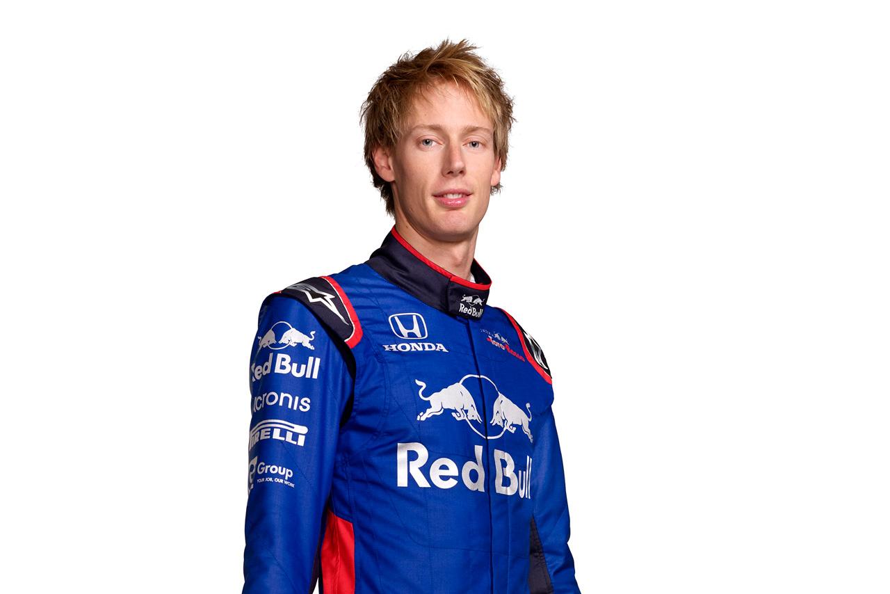 F1   ブレンドン・ハートレー(Brendon Hartley) 2018年