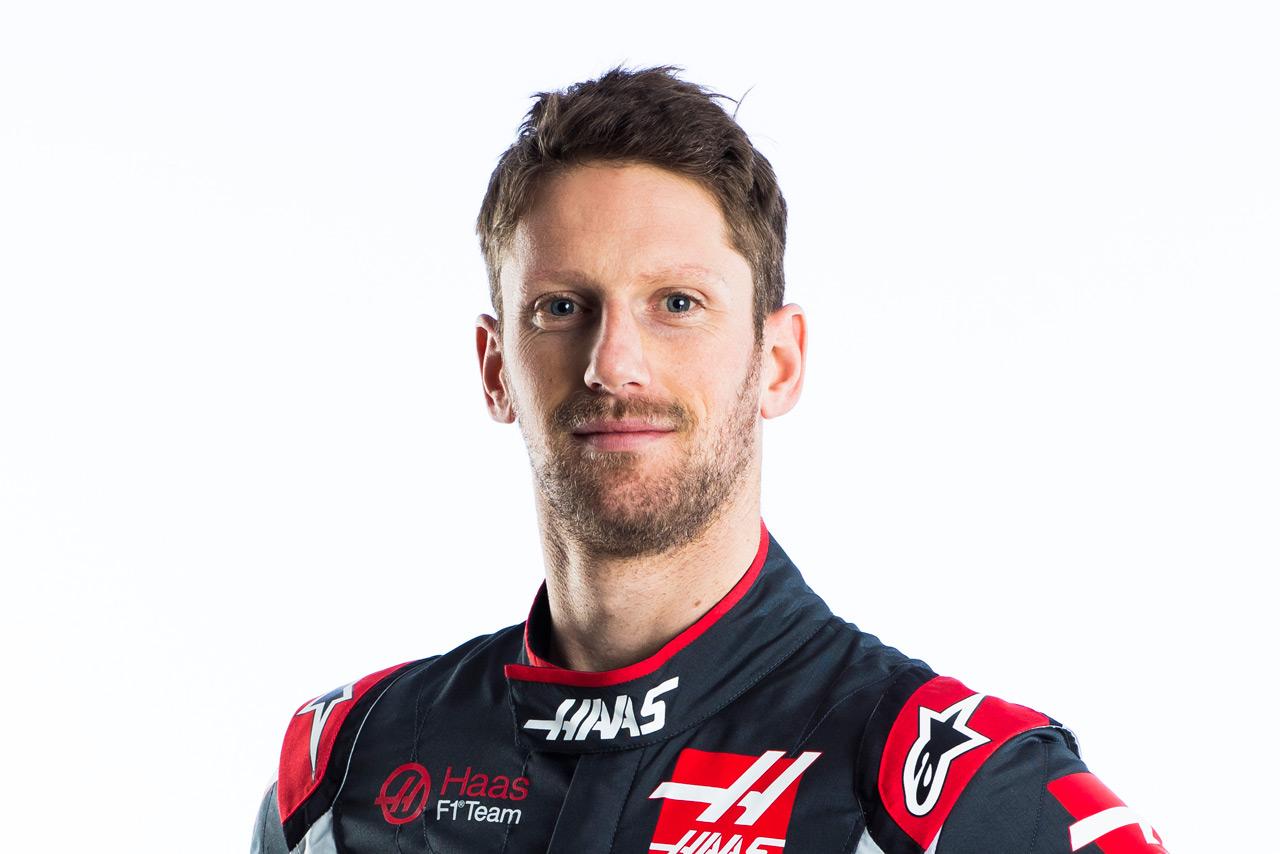 F1 | ロマン・グロージャン(Romain Grosjean)(ハースF1チーム) 2018年