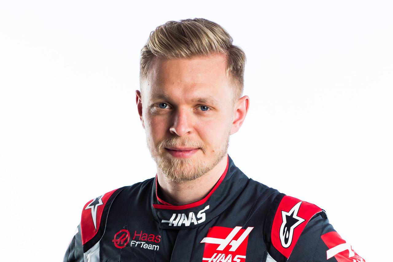 F1 | ケビン・マグヌッセン(Kevin Magnussen)(ハースF1チーム) 2018年