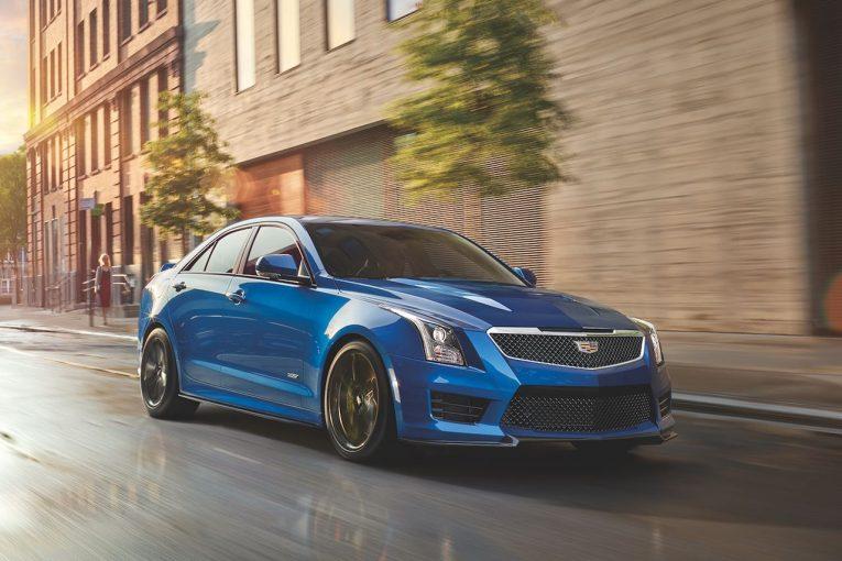 クルマ | レース直系『キャデラックATS-V VECTOR BLUE SPECIAL』限定5台で登場