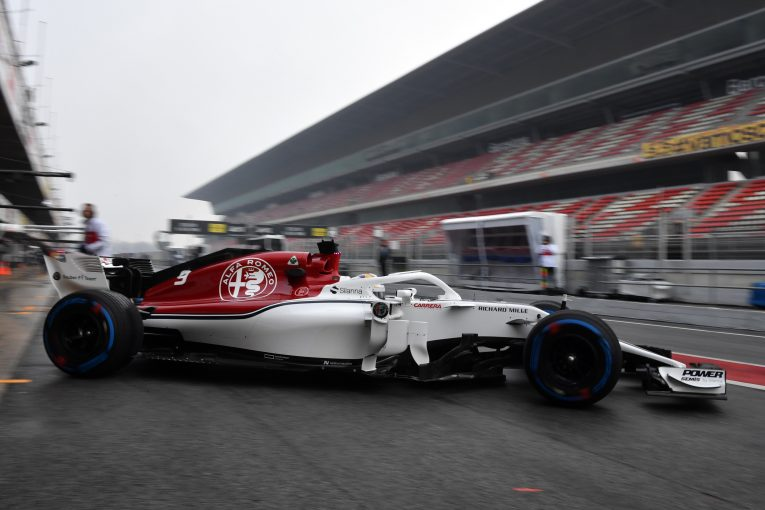 F1   「ザウバーほど大きく進歩したマシンは他にない」とエリクソン