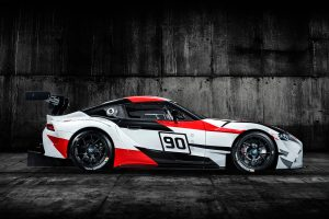 クルマ | トヨタ、ジュネーブショーで『GRスープラ・レーシングコンセプト』を発表。市販車発表はなし