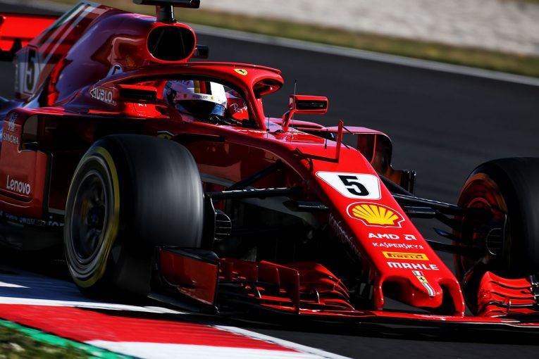 F1   【F1ギャラリー】第2回バルセロナテスト1日目