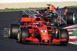 F1 | ベッテル最速。トロロッソ・ホンダとマクラーレン、トラブルの解決に追われる/F1テスト2回目デイ1