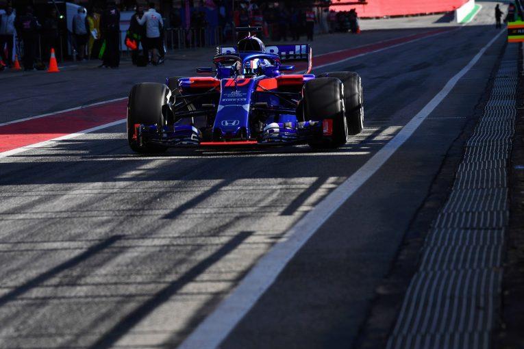 F1 | 「ホンダとドライバーに謝りたい」とトロロッソF1首脳。ブレーキトラブルで半日走れず、翌朝までの解決を誓う