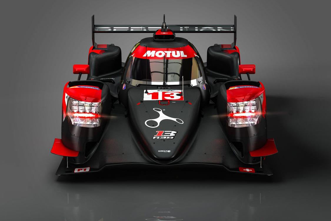 WEC:レベリオン、オレカ製新型LMP1『レベリオンR13』のイメージ画像を初公開