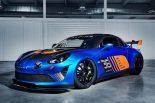 ル・マン/WEC | アルピーヌ、ジュネーブショーでA110のGT4カーを発表。シグナテックが開発