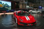 クルマ | フェラーリ、最新V8ロードカー『488ピスタ』初披露。高次元の性能はレース由来