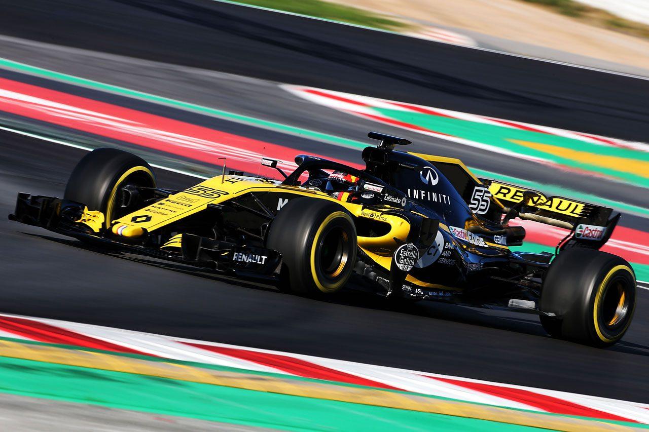 F1第2回バルセロナテスト 2日目