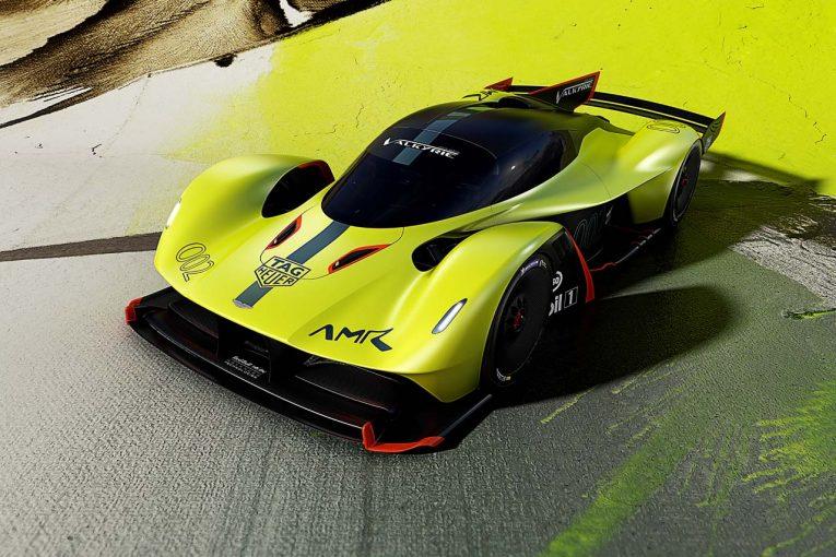 クルマ | V12ハイブリッドで1100馬力超え。アストンマーチン、『バルキリーAMR Pro』を世界初公開