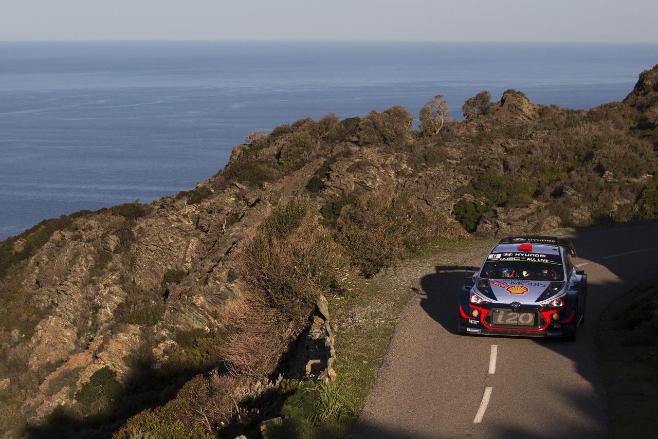 ダニ・ソルド(ヒュンダイi20 WRC)