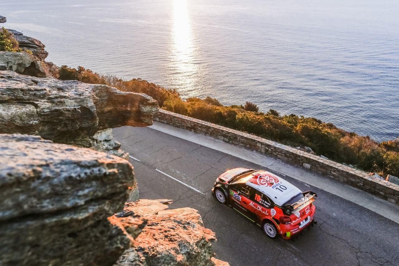 クリス・ミーク(シトロエンC3 WRC)