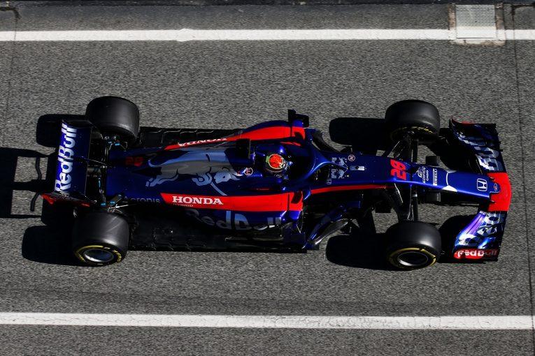 F1 | ホンダF1田辺氏「シャシー、パワーユニットともに実戦を想定したプログラムを進行。いい流れで来ている」