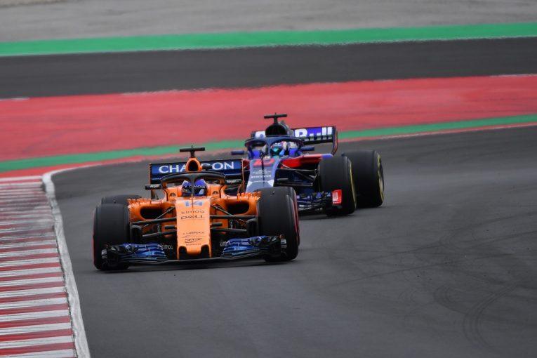 F1 | 「トロロッソ・ホンダは2018年のうちにマクラーレンを超える」とチーム代表が自信