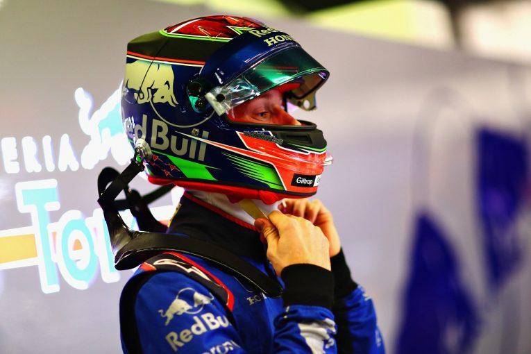 F1   トロロッソ・ホンダのハートレー「トラブルも素早く解決、マシンが順調に仕上がってきている」