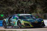セブリング12時間でIMSAシリーズにデビューするCJウィルソン・レーシングのアキュラNSX GT3