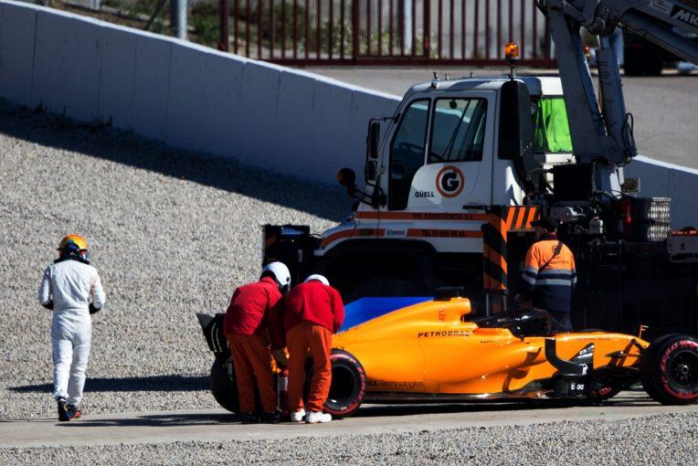 F1 | アロンソ、連日のトラブルにも冷静「疑問はすべて解決している。明日が開幕戦でも問題ない」