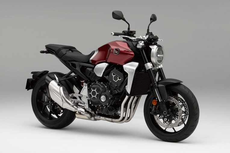 MotoGP | ホンダ、ネイキッドロードスポーツ『CB1000R』『CB250R』『CB125R』を3~5月に順次発売