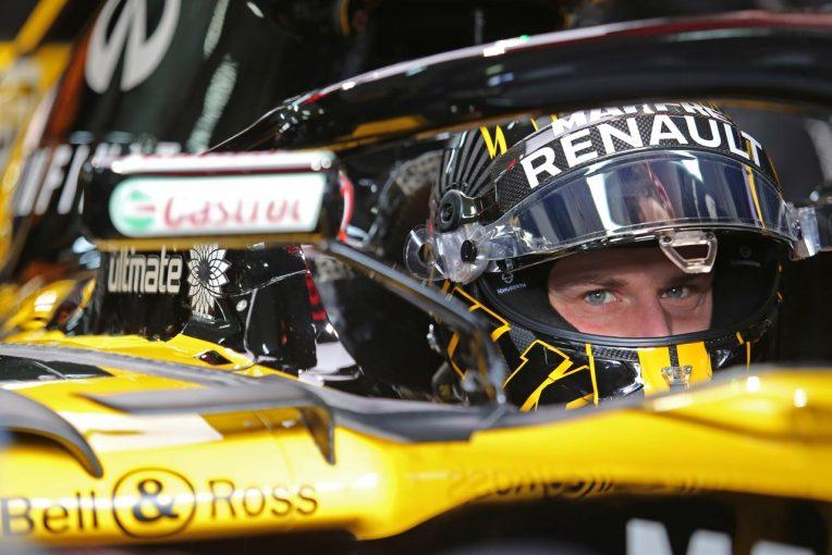 F1   【動画】ハロを装着したニコ・ヒュルケンベルグのオンボードラップ