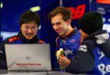 F1 | トロロッソ・ホンダのガスリー「トップ3に入れてうれしい。開幕戦の予選が楽しみだ」