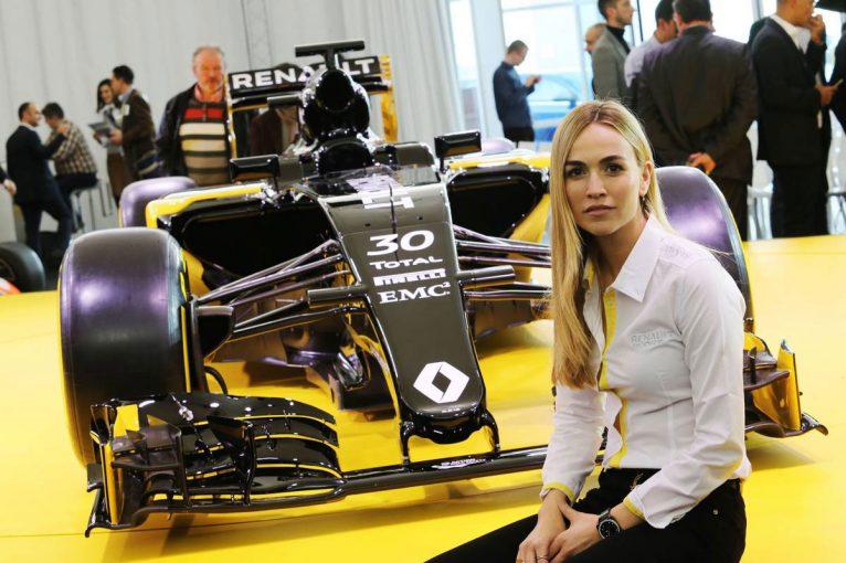 F1 | 「女性にF1は無理」発言で非難殺到のカルメン・ホルダが釈明「自分個人の経験として話したつもり」