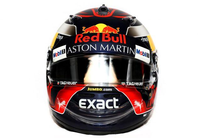 F1   マックス・フェルスタッペン(Max Verstappen) 2018年のヘルメット1