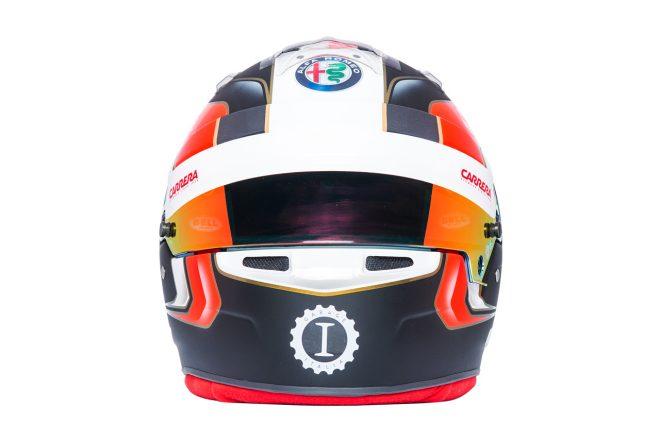 F1 | シャルル・ルクレール(Charles Leclerc) 2018年のヘルメット2