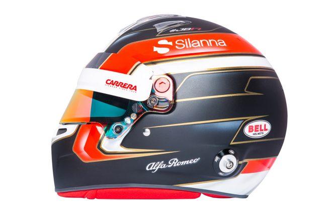 F1 | シャルル・ルクレール(Charles Leclerc) 2018年のヘルメット1