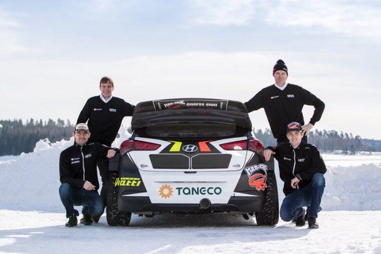 ラリー/WRC | 世界ラリークロス:グロンホルム率いるGRXがヒュンダイにスイッチ。オルスバーグも復帰