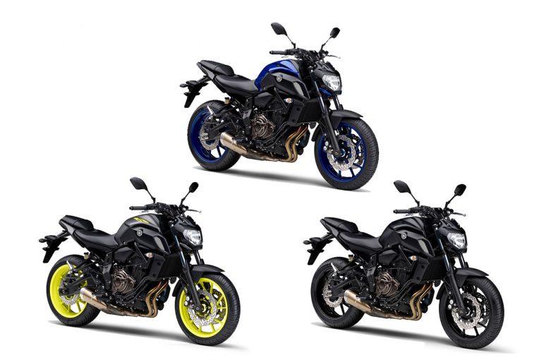 """MotoGP   ヤマハMT-07が""""よりMTらしい進化""""を遂げマイナーチェンジ。4月10日発売"""