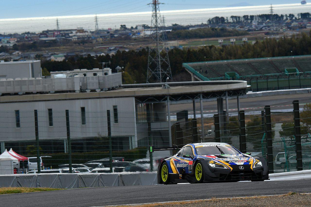 スーパーGT鈴鹿テスト:ウエット〜ドライの2日目はKEIHINがトップタイム。NSXワン・ツー