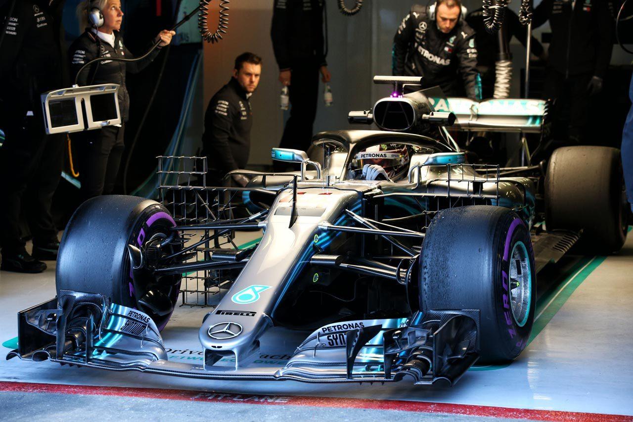 F1第2回バルセロナテスト 4日目